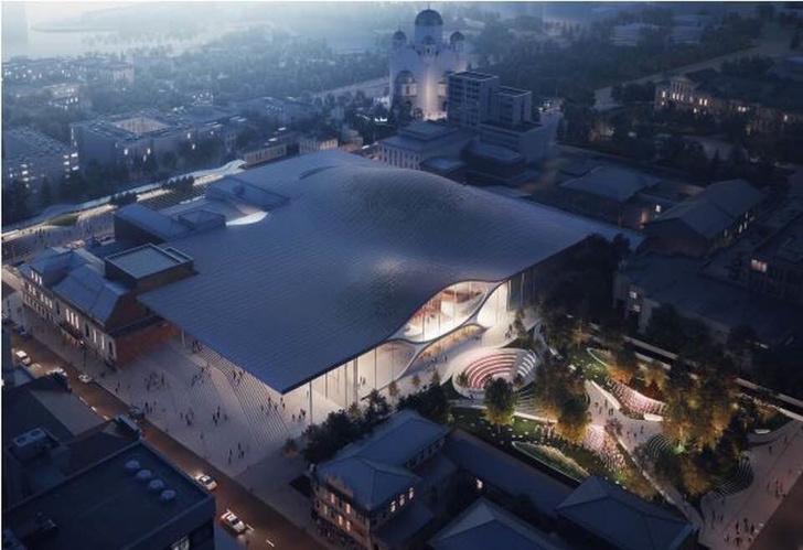 В Екатеринбурге появится филармония по проекту Zaha Hadid Architects (фото 4)