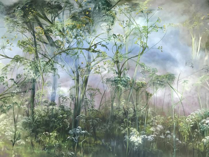 «Природа жизни»: выставка Клер Баслер в Москве (фото 2)
