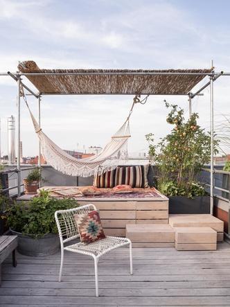 Как защитить летнюю террасу и балкон от шума? (фото 5.2)