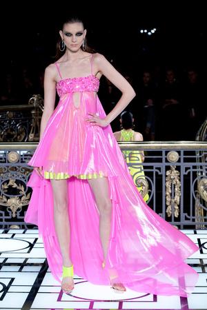Показы мод Atelier Versace Весна-лето 2013 | Подиум на ELLE - Подиум - фото 967