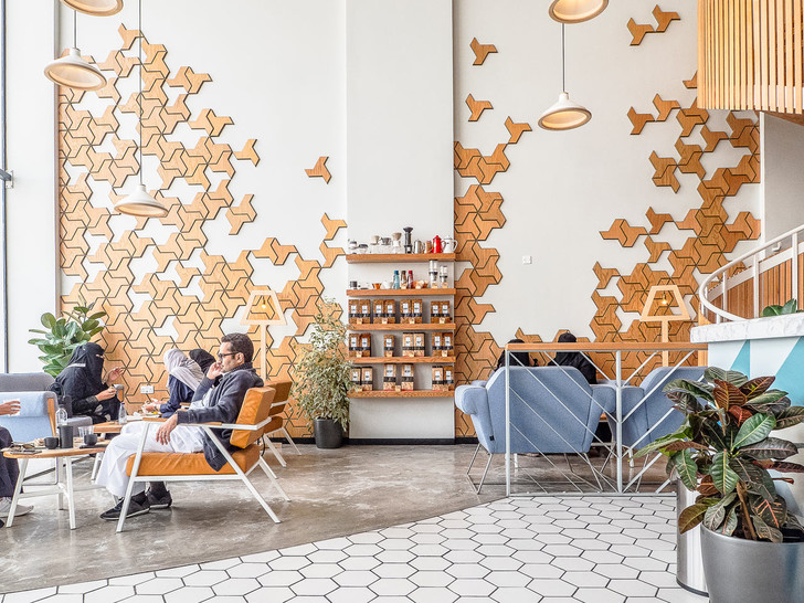 Кафе Liqui Design Completes its Third Brew92 Coffee Shop (фото 4)