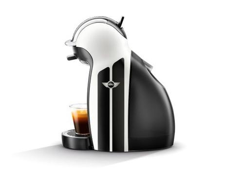 Новая кофемашина от NESCAFÉ Dolce Gusto и MINI | галерея [1] фото [1]