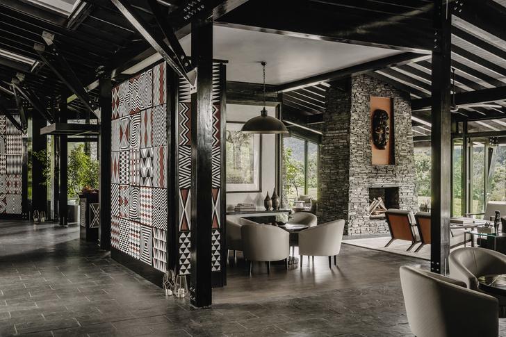 Отель One&Only Nyungwe House в Руанде (фото 9)