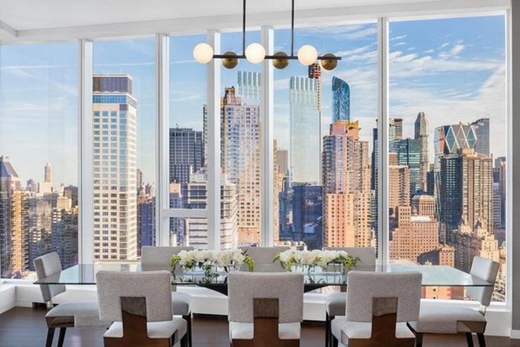 Новая квартира Брюса Уиллиса и Эммы Хеминг в Нью-Йорке (фото 1)