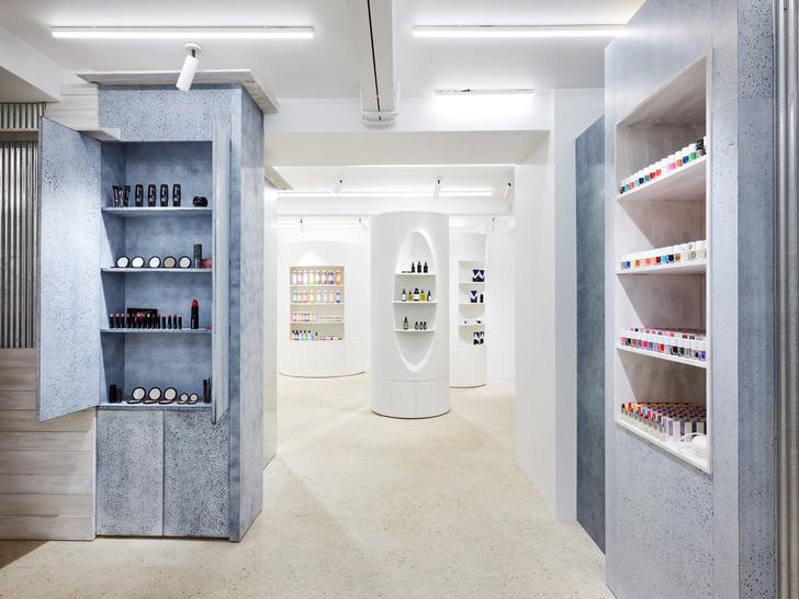 Дизайнер Рей Кавакубо открыл косметический бутик (фото 3)