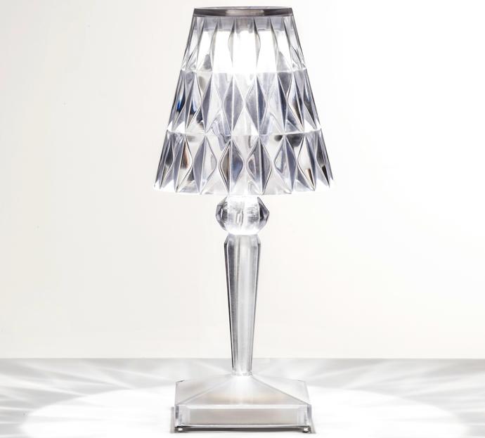 Настольная лампа Battery, Kartell