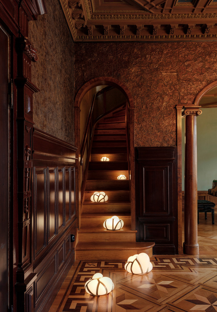 В гостях у Färg & Blanche: инсталляция The Baker House (фото 2)