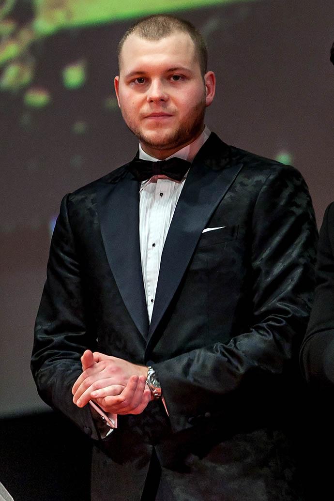 Сергей Бондарчук-младший