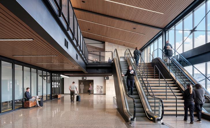 Новый дизайн аэропорта в Колорадо (фото 8)
