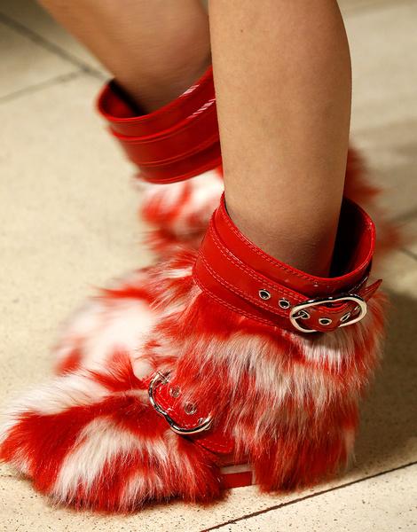 Итоги Недель моды: самая красивая обувь | галерея [4] фото [1]