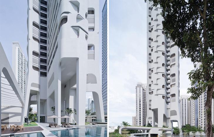 Топ-10: здания из бетона (фото 4)