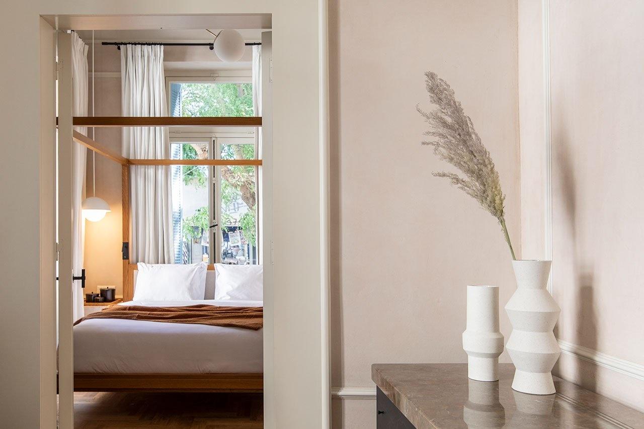 Уютный бутик-отель Monsieur Didot в Афинах (галерея 14, фото 5)