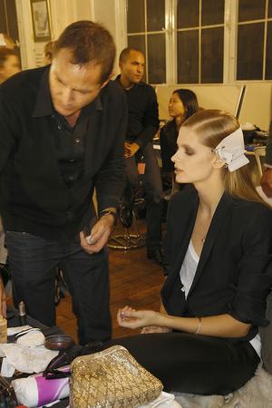 Показ Givenchy коллекции сезона Весна-лето 2009 года Haute couture - www.elle.ru - Подиум - фото 86838