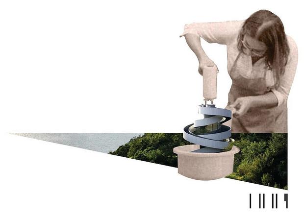 Инстаграм недели: архитектурные коллажи Филипе Васконселоса (фото 4)