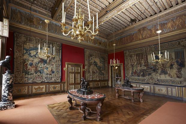 50 лет со дня открытия дворца Во-ле-Виконт (фото 7)