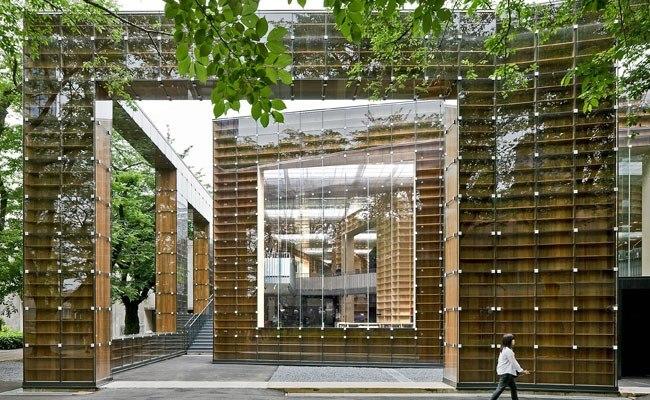 Мечтатели: самые невероятные постройки из стекла (фото 48)