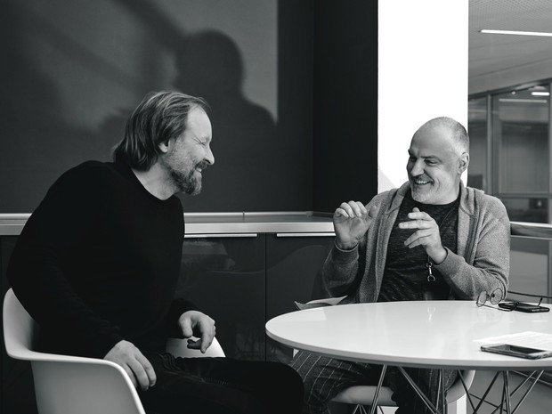 Craft vs Digital: интервью с Денисом Миловановым и Владимиром Пирожковым (фото 8)