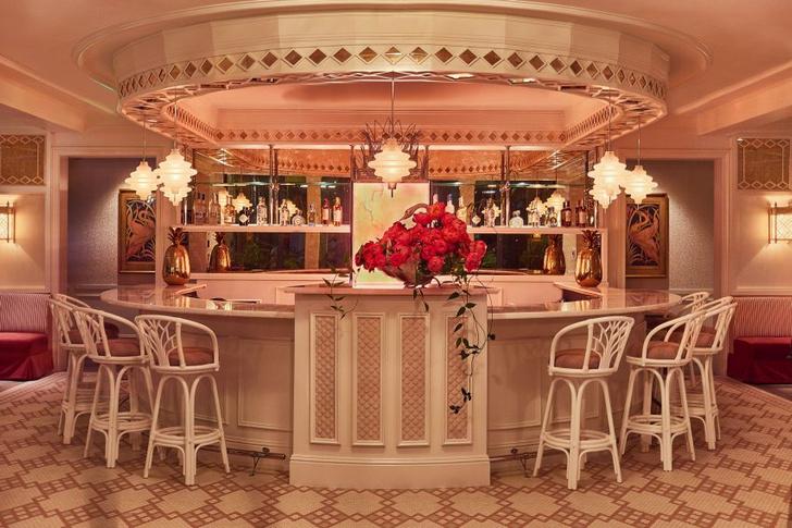 Зефир и карамель: романтичный ресторан в Майами (фото 0)