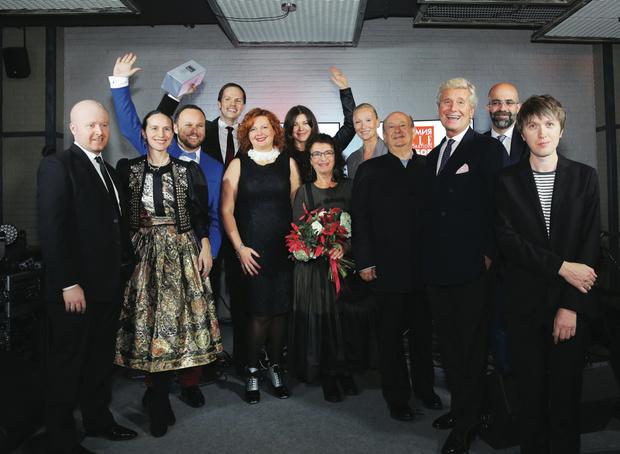 ELLE DECORATION вручил премию «Выбор года» 2014 (фото 2)