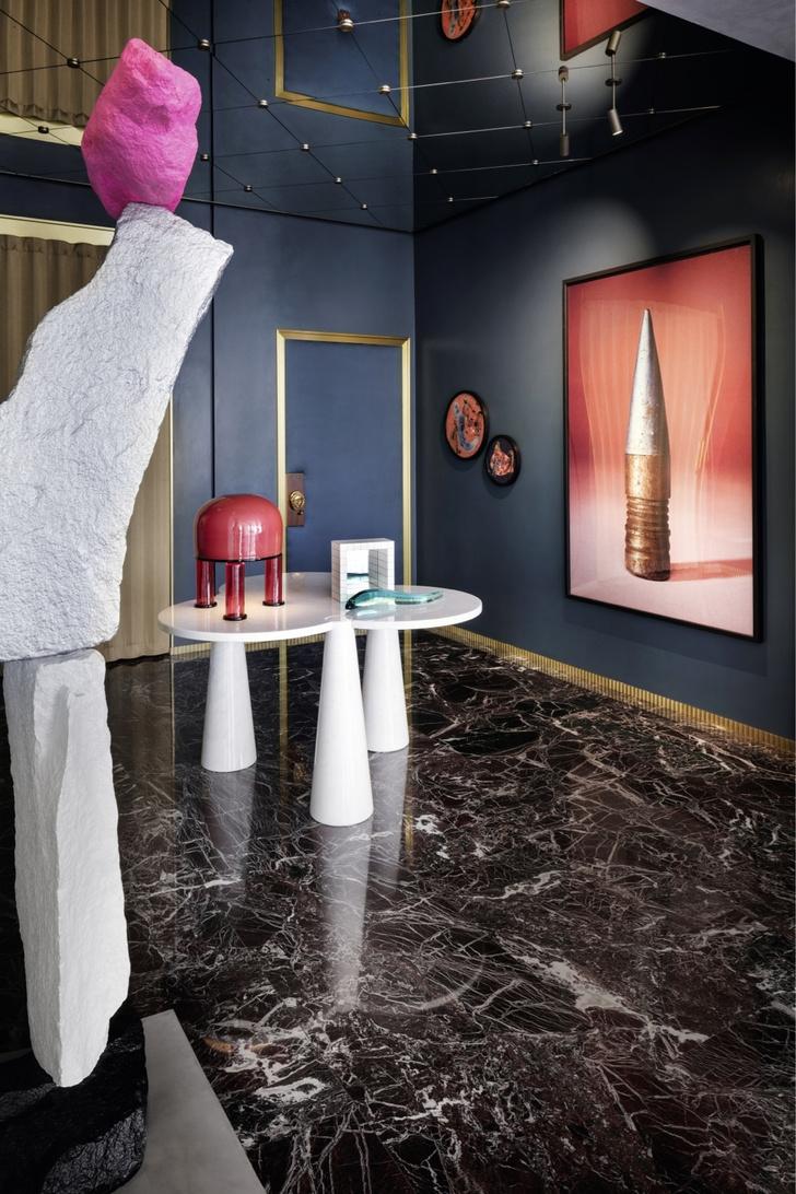 Интерьер с обложки: квартира архитектора   Луки Бомбассеи в Милане (фото 0)