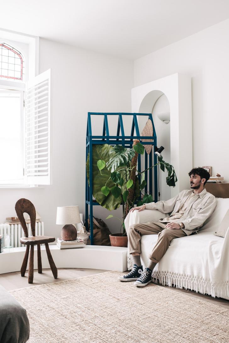 Комфорт вещей: новая квартира Оскара Пикколо (фото 2)