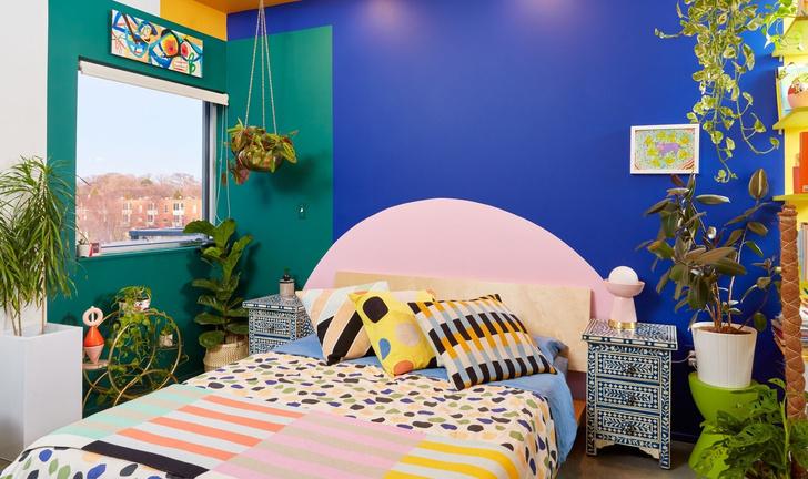 Тропический рай: дом для творческой пары в Атланте (фото 10)