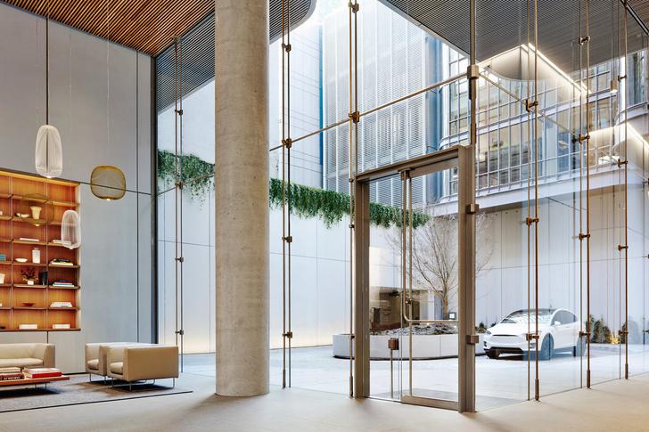 Жилой комплекс 565 Broome Soho в Манхэттене по проекту Ренцо Пиано (фото 10)