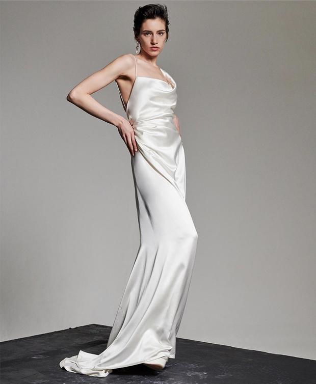 Почему выходить на красную дорожку в свадебный платьях больше не возбраняется? Пример Адвоа Абоа (фото 4)