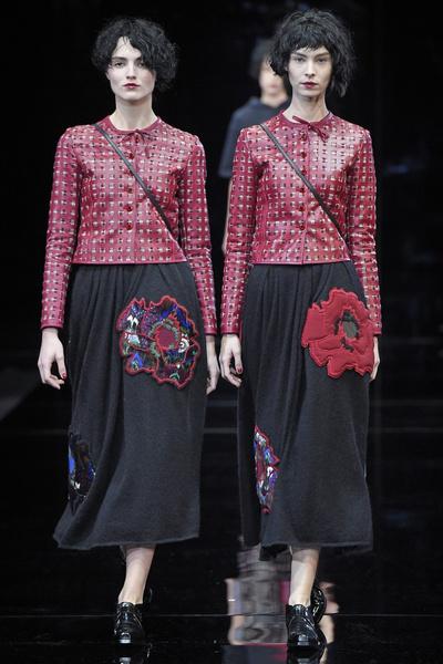 Неделя моды в Милане: 27 февраля | галерея [1] фото [7]
