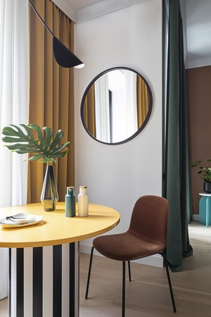 Маленькая квартира в стиле неомемфис 35 м² (фото 10.1)