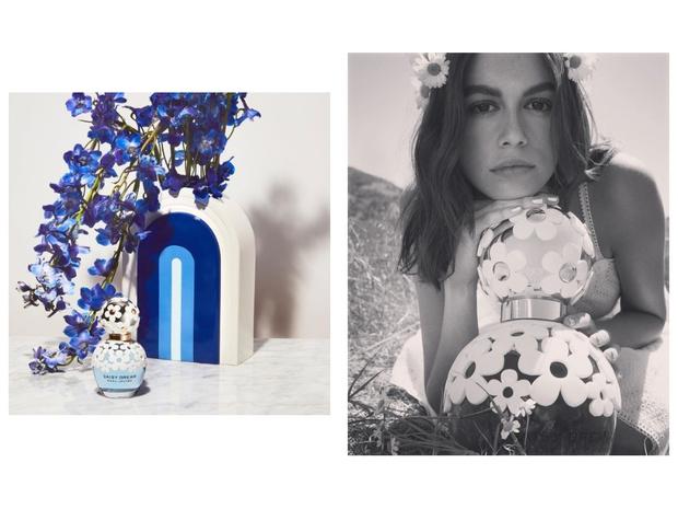 Кайя Гербер представила самый  «мечтательный» аромат Marc Jacobs (фото 1)