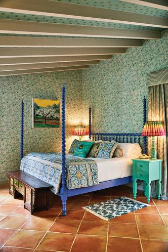 Отдых с Мэттью Уильямсоном: новый сьют в отеле на Майорке (фото 4.1)