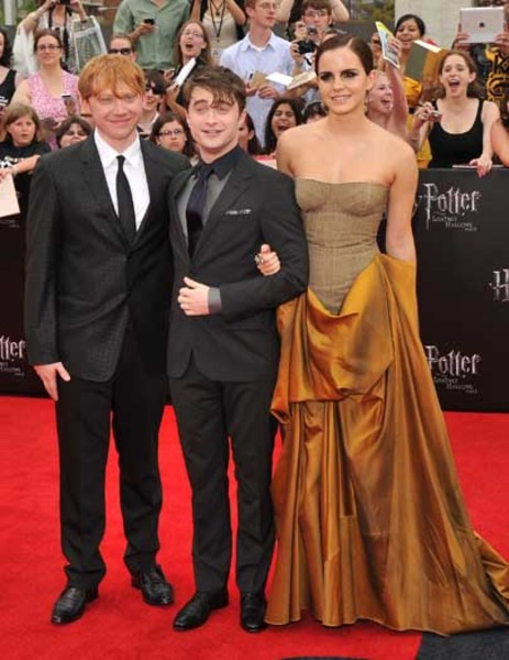 Harry Potter and the Deathly Hallows Part 2-1