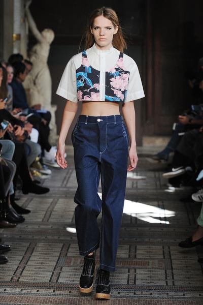Неделя моды в Париже: день четвертый | галерея [3] фото [1]
