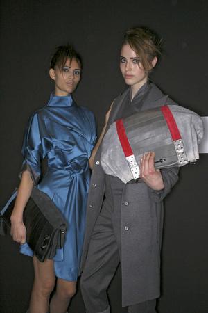 Показ CNC Costume National коллекции сезона Осень-зима 2009-2010 года Prêt-à-porter - www.elle.ru - Подиум - фото 94852