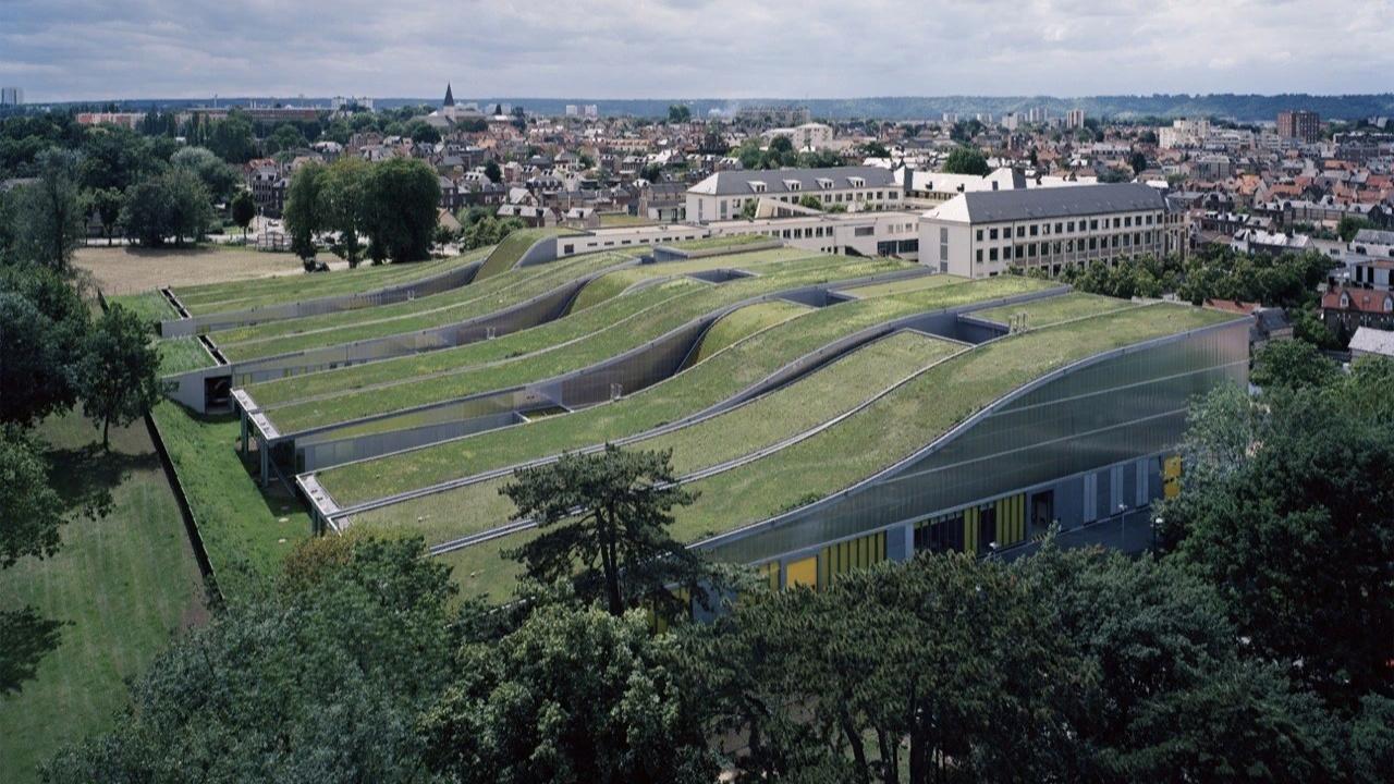 Пятый фасад: зеленые крыши (галерея 33, фото 5)