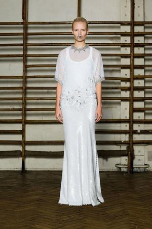Показ Givenchy коллекции сезона Весна-лето 2012 года Haute couture - www.elle.ru - Подиум - фото 332735
