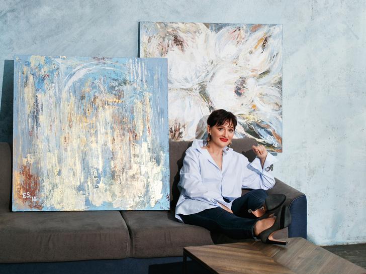 Выставка Елены Сотниковой в Oli Oli Gallery (фото 0)