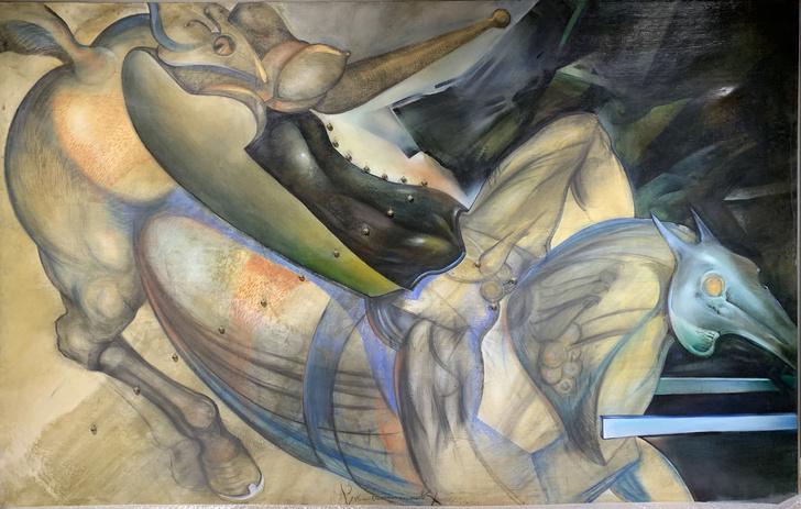 """""""Не только скульптура"""": выставка работ в галерее VS unio (фото 3)"""