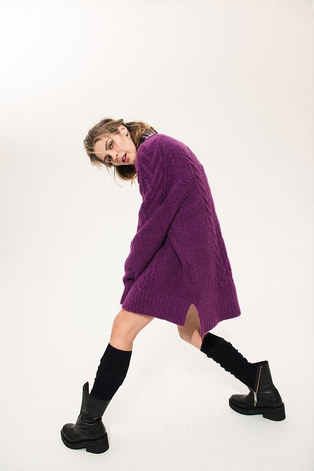Как носить вещи из новой подиумной коллекции H&M Studio? фото [7]