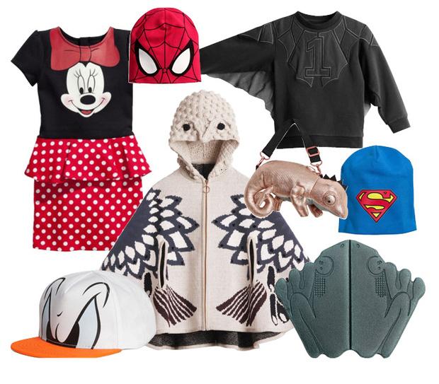 Платье, шапка, пуловер, кепка, пончо, сумка, шапка, клатч, все – H&M