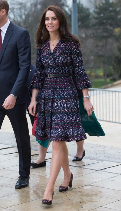 Сколько Кейт Миддлтон потратила на одежду за 2017 год? (галерея 1, фото 1)
