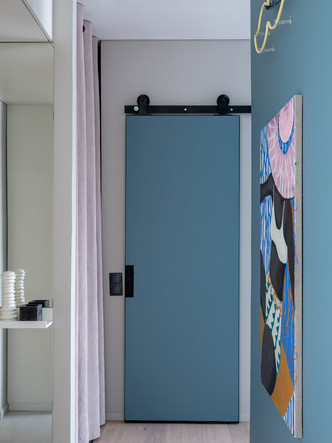 Квартира 40 м²: проект Анастасии Брандт (фото 20)