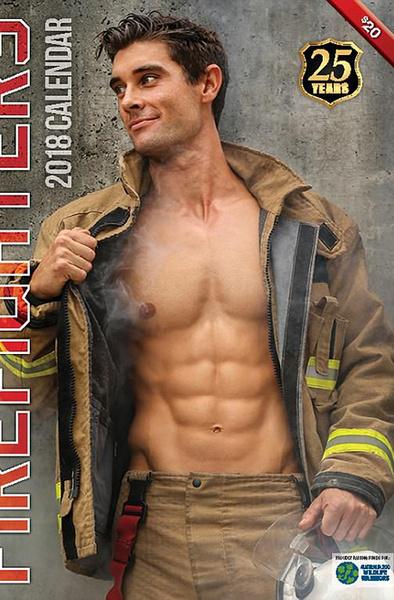 12 месяцев: в продажу поступил календарь с сексуальными австралийскими пожарными | галерея [1] фото [2]