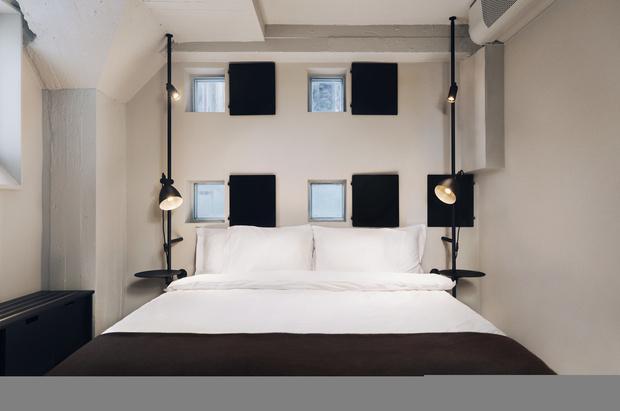 Blique by Nobis: отель по проекту Герта Вингорда в Стокгольме (фото 13)