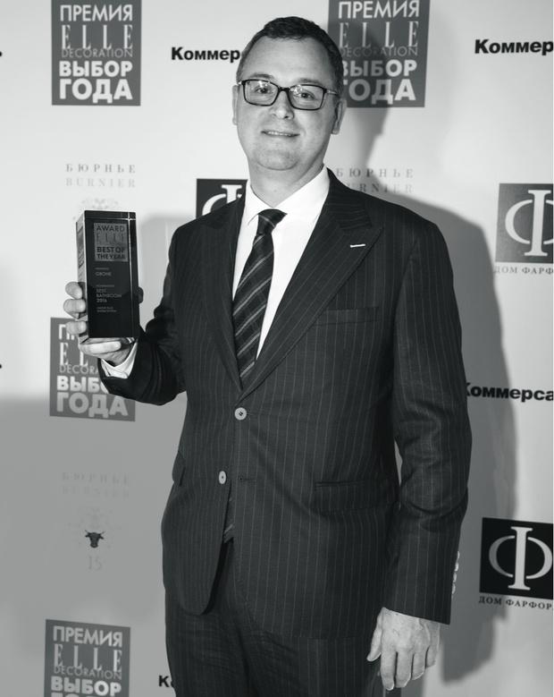 ELLE DECORATION вручил премию «Выбор года» 2016 (фото 22)