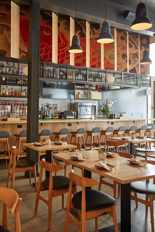 Суши, саке и японские татуировки: ресторан Sake Dojo в Лос-Анджелесе (галерея 4, фото 4)