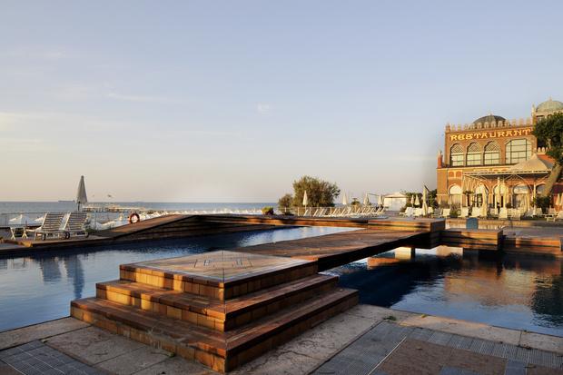 Палаццо у пляжа: обновленный Excelsior Venice Lido Resort в Венеции (фото 5)