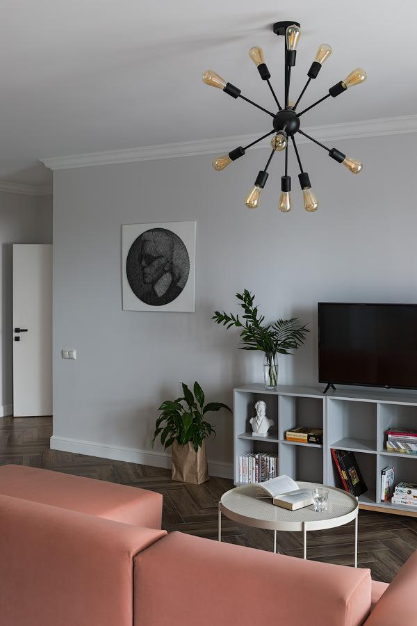 Пастельная квартира 74 м² в Минске для сдачи в аренду (фото 5)