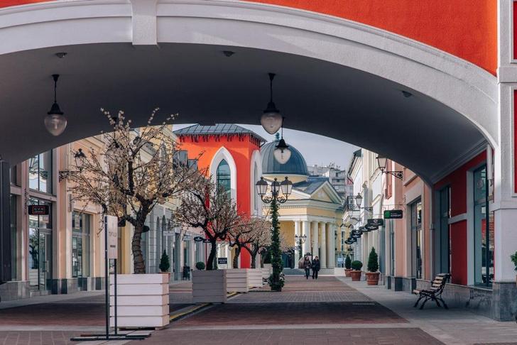 В Outlet Village «Белая Дача» открылся бутик Calvin Klein